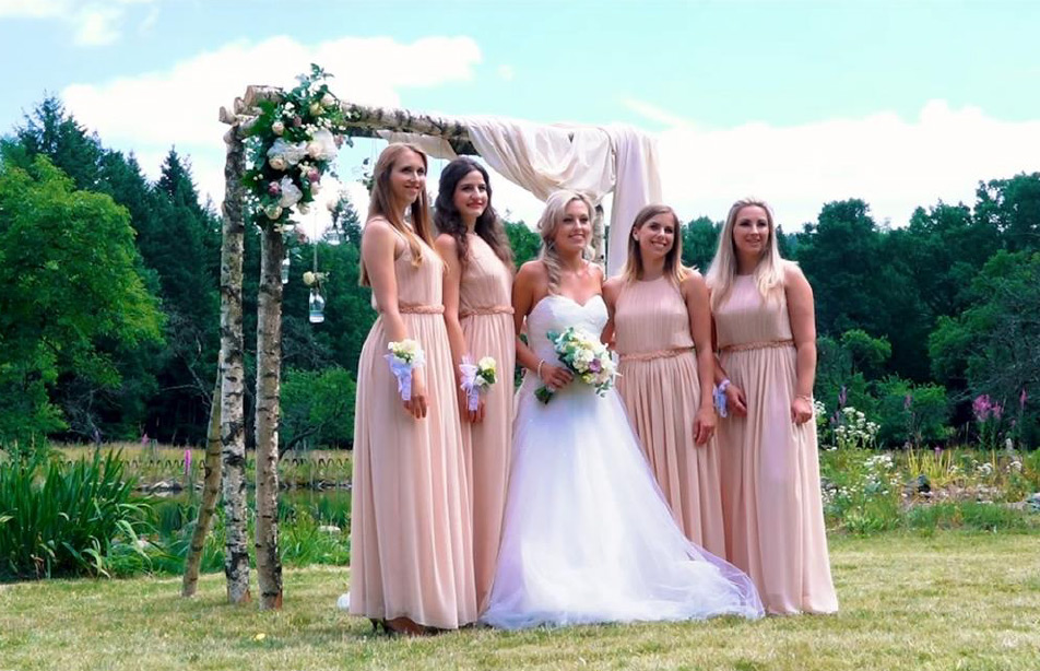 Svatba na Rochotě
