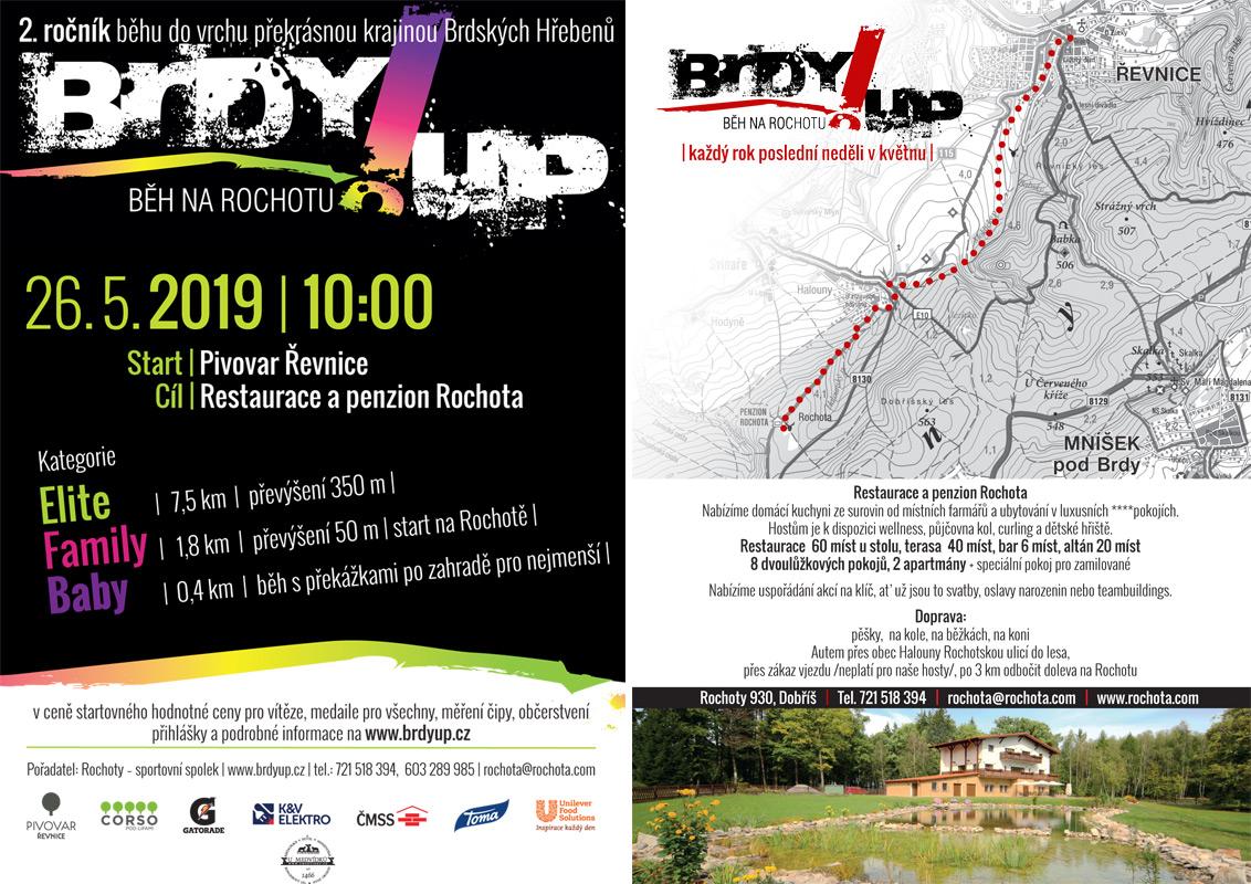 Brdy Up! - rok 2019
